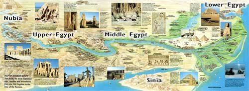 Lesson 4: The Nile River - An Overview
